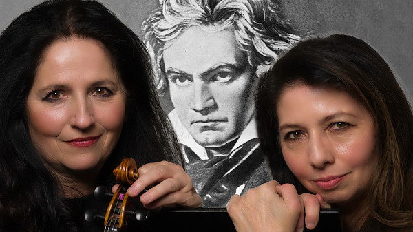 "Karin und Doris Adam: ""Konzerte hinter dem Schloss"""