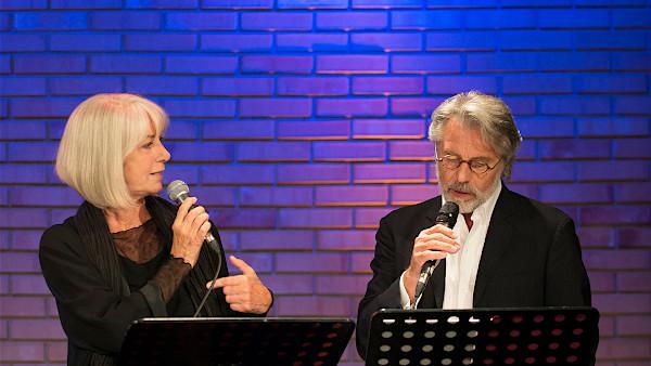 """""""Miteinander"""" -  Ein Abend mit Erika Pluhar und Adi Hirschal"""