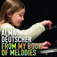 "CD Release: Alma Deutscher ""From My Book of Melodies"""