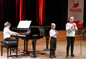 KAWAI Flügel an Johannes Brahms Musikschule